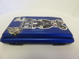 Nintendo DS Electric Blue Handheld System NTR-001 AS IS Parts/Repair - $14.49