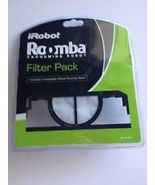 iROBOT Roomba Vacuum FILTER PACK OF 3 SEALED NE... - $9.99