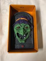 Halloween Doorbell Spooky Village Witch - $12.99