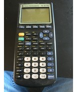 Texas Instruments Graphing Calculator TI 83 Plus FOR PARTS OR REPAIR ONLY - $17.07
