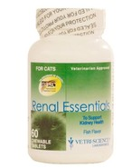 Renal Essentials for Cats - 60 Count - $19.78