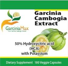 Garcinia Cambogia 100% Pure Garcinia Cambogia Extract 180 Ct - 1000 Mg. ... - $29.99