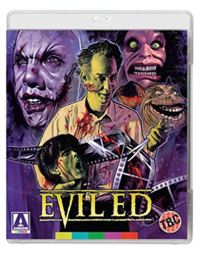 Evil Ed - 3-Disc Limited Edition - Arrow Video UK Import [Blu-ray]