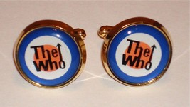 THE WHO SET OF CUFFLINKS   AWESOME!!! - $296.99