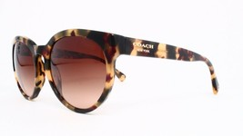 Coach Hc 8056 5093/13 Havana Authentic Sunglasses 53-20-135 - $71.04