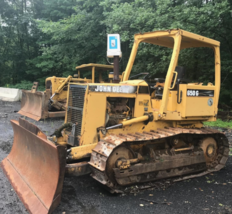 1998 DEERE 650G For Sale In New Paltz, New York 12561 Auction 88024503 image 5