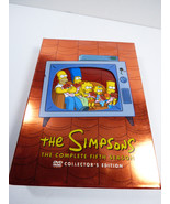 The Simpsons The Complete Fifth Season Collector's Edition DVD Set - $23.76