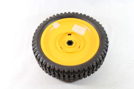 New 180766 Yellow Wheel Fits Husqvarna  - $15.00