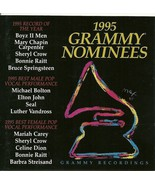 1995 Grammy Nominees CD Various Artist - $1.99