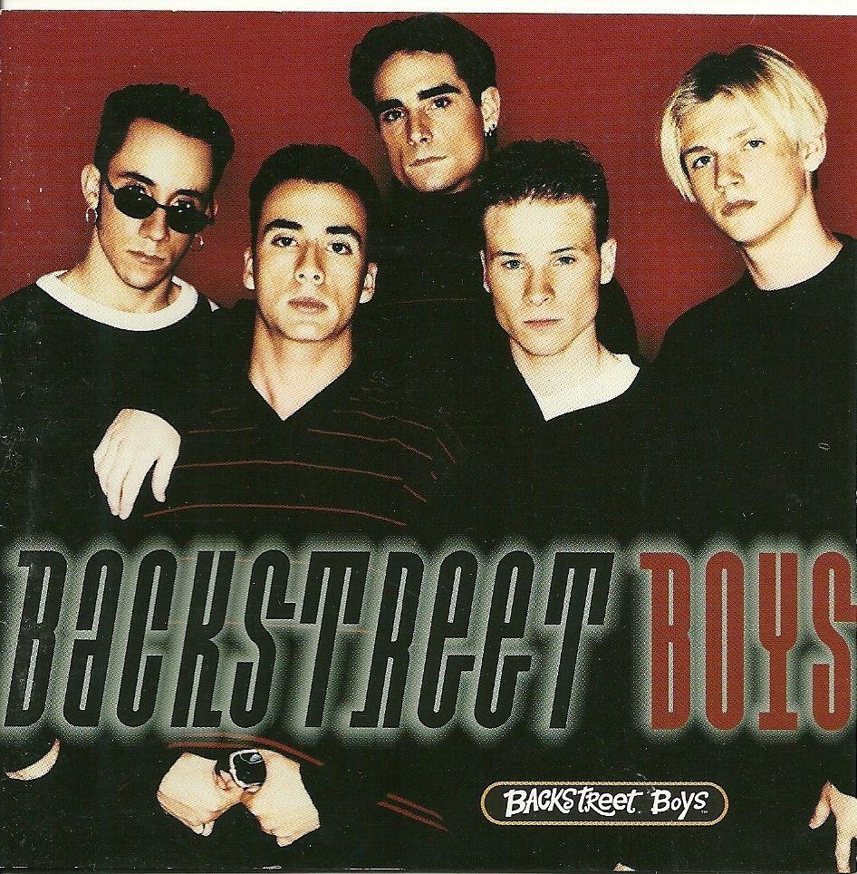 Backstreet Boys CD Self Titled - CDs