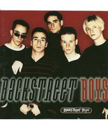 Backstreet Boys CD Self Titled - $3.99