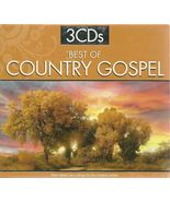 Best of Country Gospel CD Various Artists 3 Dis... - $8.98