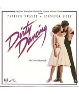 Dirty Dancing Soundtrack CD Various Artists - $1.99