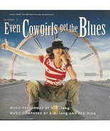 Even Cowgirls Get The Blues Soundtrack CD K.D. ... - $1.99