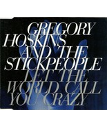 Gregory Hoskins And The Stick People CD Let The... - $14.98