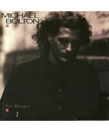 Michael Bolton CD Hunger 1987 - $1.99