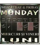 Wednesday And Friday Monday CD Miercuri Si Vine... - $9.98