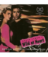 Wild At Heart Soundtrack CD - $1.99
