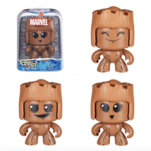 Hasbro Marvel Mighty Muggs Groot #02 Figurine - $12.13
