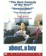 About A Boy DVD Hugh Grant Nicholas Hoult Toni ... - $2.99