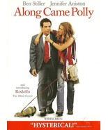 Along Came Polly DVD Jennifer Aniston Ben Stiller - $8.99