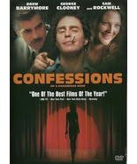 Confessions of a Dangerous Mind DVD Drew Barrym... - $8.98