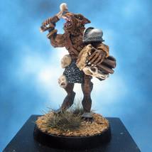 Painted Ral Partha Crucible Miniature Tauren Musician - $28.55