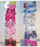 Disney Frozen or Minnie Mouse Girls 6 Piece Hai... - $7.99