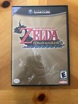 The Legend Of Zelda the Wind Waker, Nintendo Gamecube, CIB - $34.19