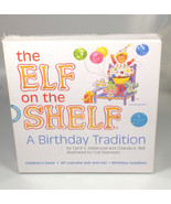 Elf on the Shelf A Christmas & Birthday Tradition book & pixie Elf doll ... - $24.95