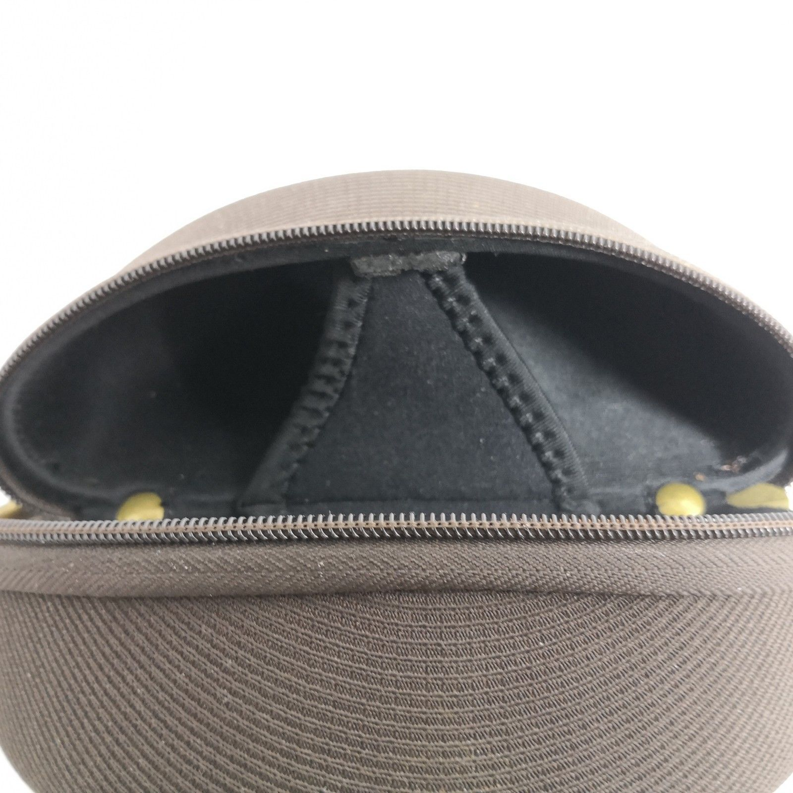 f3614227019d Duluth Trading Dual Eyeglasses Case Only Hard Nylon Borwn Hiking Travel