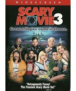 Scary Movie 3 DVD Anna Faris Charlie Sheen - $8.98