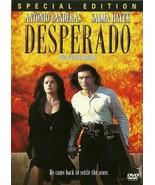 Desperado DVD Antonio Banderas Salma Hayek Stev... - $2.99