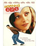 Anything Else DVD Christina Ricci Woody Allen - $8.99