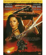 Legend Of Zorro DVD Antonio Banderas Catherine ... - $8.98