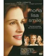 Mona Lisa Smile DVD Julia Roberts Kirsten Dunst - $2.98