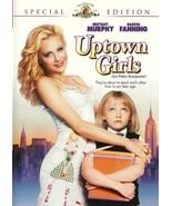 Uptown Girls DVD Brittany Murphy Dakota Fanning - $2.98