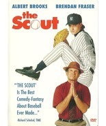 The Scout DVD Brendan Fraser Albert Brooks - $8.98