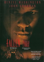 Fallen DVD Denzel Washington John Goodman Donald Sutherland  - $2.99