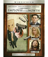 Employee Of The Month DVD Matt Dillon Christina Applegate Steve Zahn - $2.99