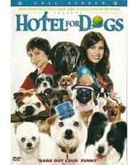 Hotel For Dogs DVD Emma Roberts Lisa Kudrow - $8.98