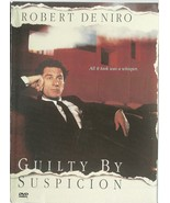 Guilty By Suspicion DVD Robert De Niro Annette ... - $8.98