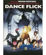 Dance Flick DVD Damon Wayans Jr. Shoshanna Bush - $2.99