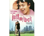 Just My Luck DVD Lindsay Lohan Carlos Ponce