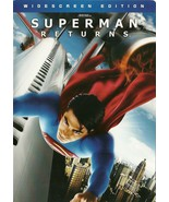 Superman Returns DVD Brandon Routh Kevin Spacey - $2.98