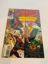 Comic Book vtg Marvel Web Of Spider-Man 109 Lizard Calypso Night Thrasher #109 - $12.82