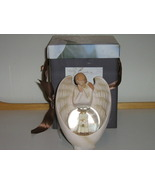 "Snow Globe / Angel Figurine - ""Family"", Original Box & Gift Card, 2007 - $9.99"