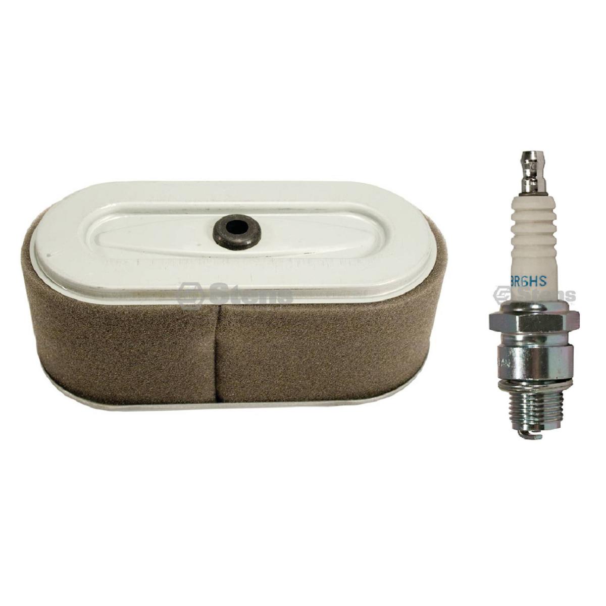 Air Filter & NGK Spark Plug Combo For Subaru Robin EX13 EX17 EX21 SP170 SP210 - $19.16