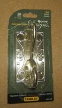 Stanley Hook Coat/Hat S803-569 Satin Nickel Pla... - $8.54