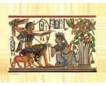 Egyptian pharoah   queen   lion hunting thumb155 crop
